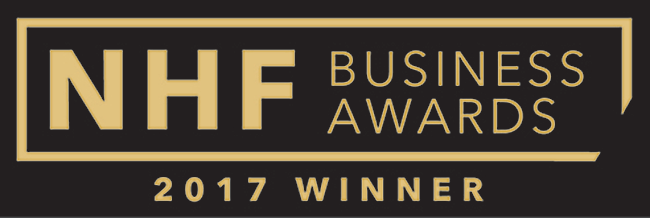 NHF Business Award Winner 2017
