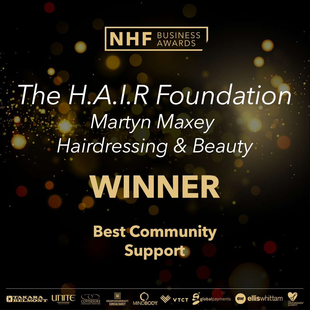 The Hair Foundation Winner
